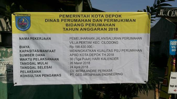 23685 medium warga cilodong depok protes jalan rusak