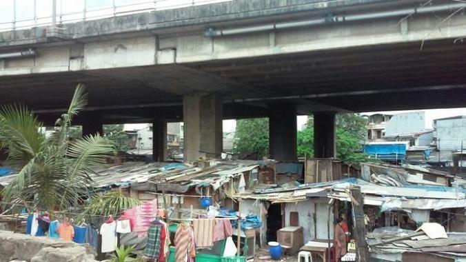 2385 medium bangunan liar di kolong tol ir wiyoto wiyono akan dibongkar