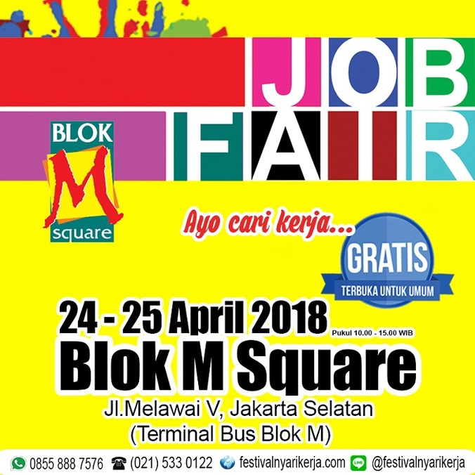 24150 medium job fair akbar blok m square%e2%80%8b %e2%80%93 april 2018
