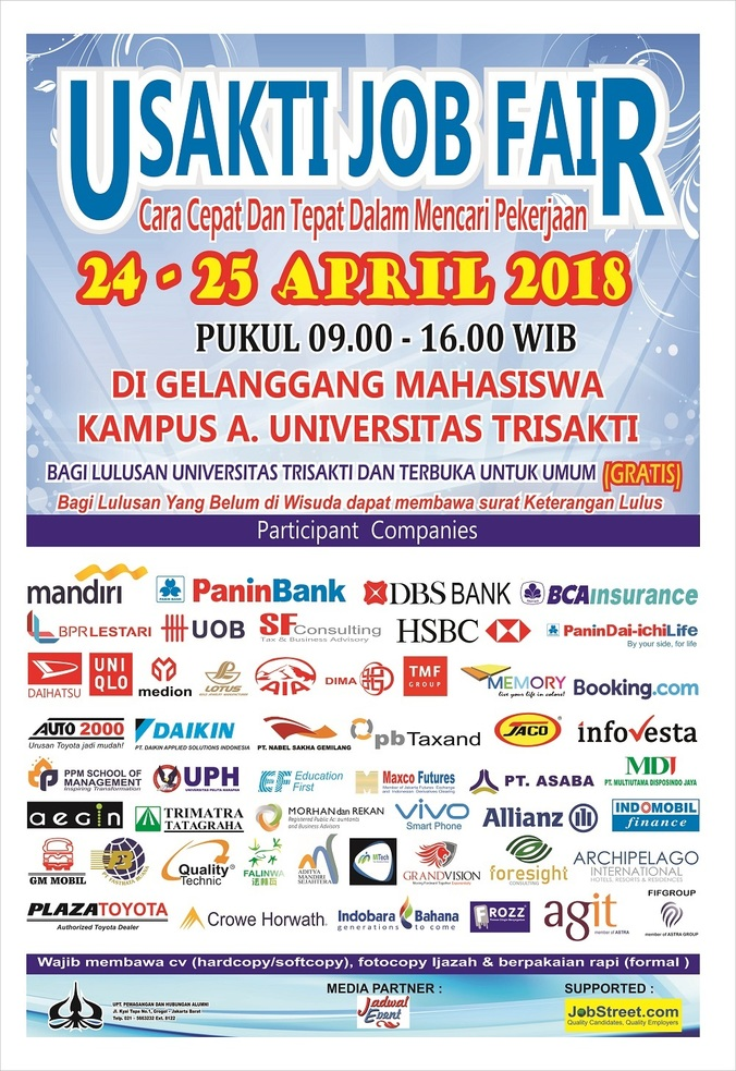 24151 medium job fair universitas trisakti %e2%80%93 april 2018