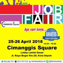 24482 small job fair %e2%80%8bakbar %e2%80%8bcimanggis square %e2%80%93 april 2018