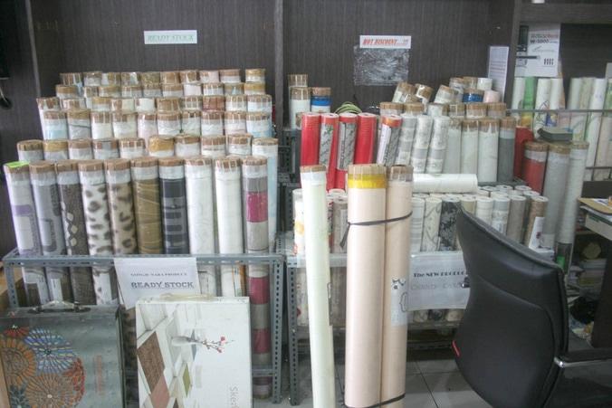 24698 medium lowongan sales admin toko wallpaper