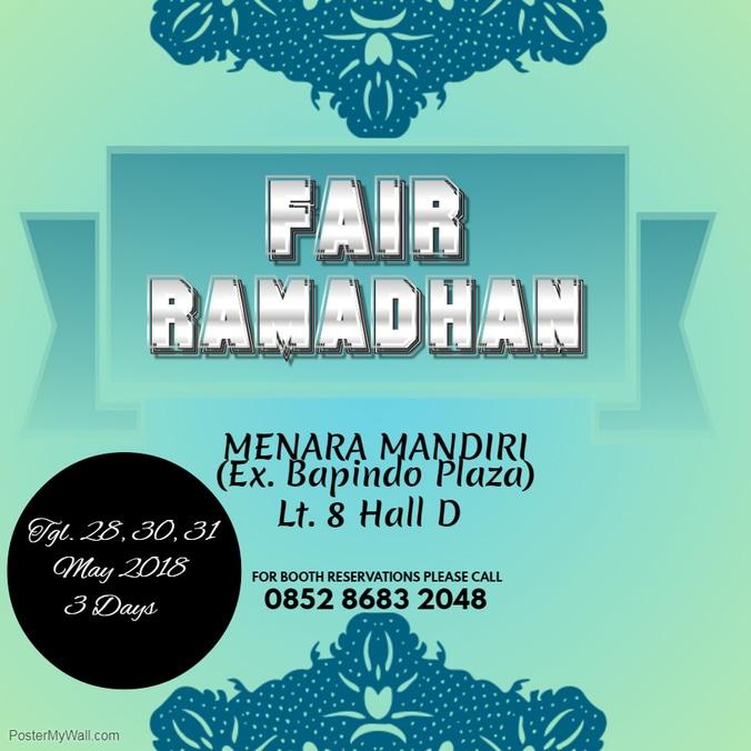 24826 medium %28peluang usaha%29 buka stand di ramadhan fair menara mandiri