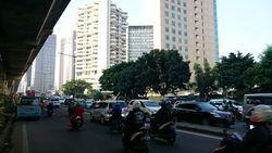 24910 small lalu lintas depan city walk