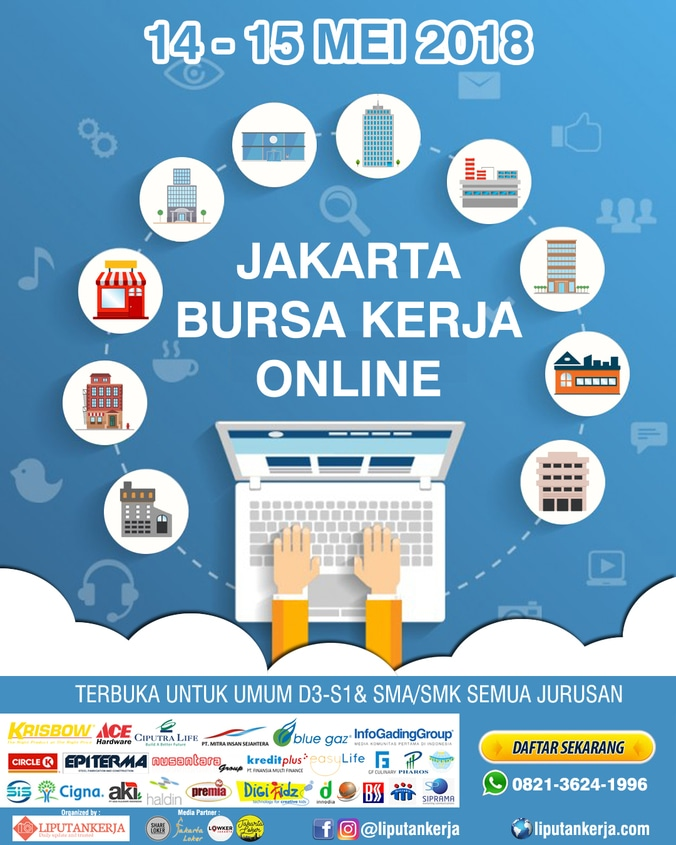 25401 medium bursa kerja online jakarta   mei 2018