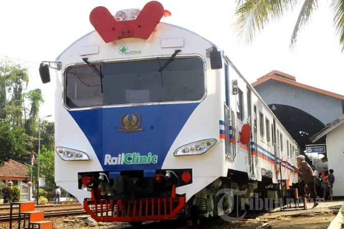 25536 medium rail clinic layanan kesehatan kereta klinik bagi warga yang sulit dijangkau