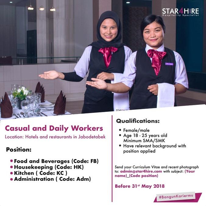 25794 medium lowongan kerja casual dan daily worker
