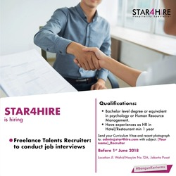 25851 small lowongan kerja star4hire