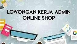 25949 small lowongan kerja admin online shop