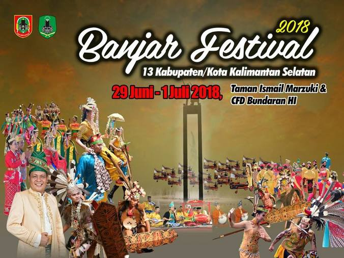 26464 medium festival banjar 2018
