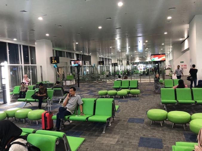 26474 medium terminal baru bandara ahmad yani semarang beroperasi hari ini
