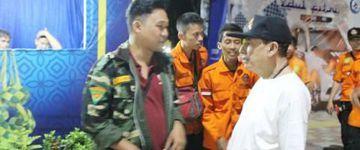 Habib Luthfi Banser Dan Pekalongan Rescue Harus Istiqamah Emban Misi Kemanusiaan Casmudin Di Tanjung Brebes 13 Jun 2018 Berita Warga Atmago