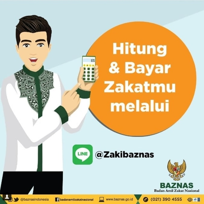 26693 medium bayar zakat kini lebih mudah dengan aplikasi chatbot zaki baznas