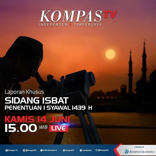 26703 medium sidang isbat penetapan 1 syawal akan digelar besok  berikut jadwal live streamingnya