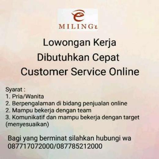 27134 medium dicari customer service online