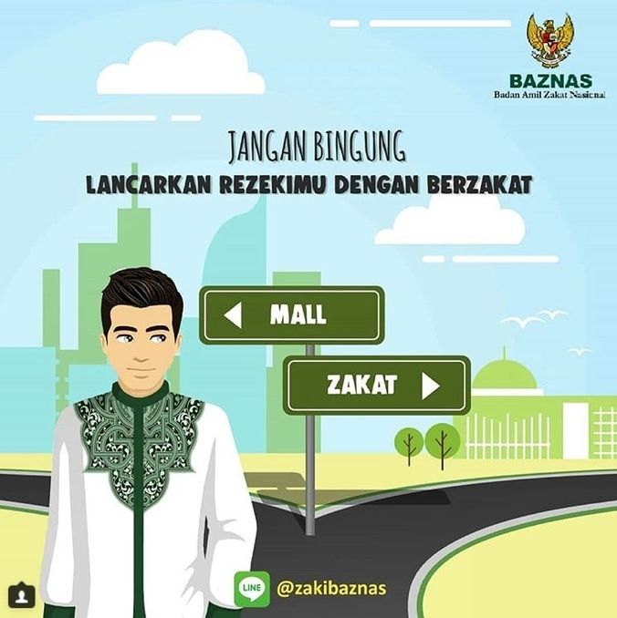 27186 medium add  zakibaznas di line   zakat virtual assistant pertama di indonesia