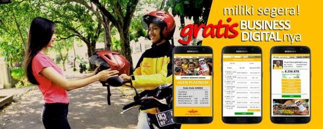 27273 medium dibutuhkan marketing untuk keagenan aplikasi online transportasi