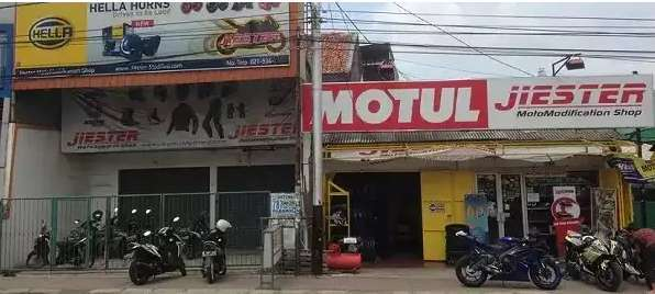 27294 medium lowongan kasir toko jiester motomodification shop