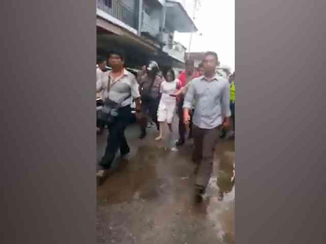 27721 medium video wanita pelaku mutilasi ibunya sendiri di pontianak ditangkap