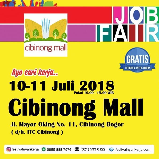 27781 medium job fair akbar cibinong mall %e2%80%93 juli 2018