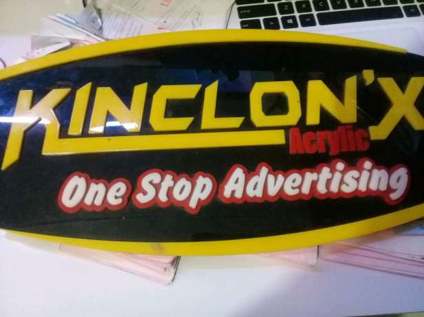27837 medium pt. kinclonx acrylic