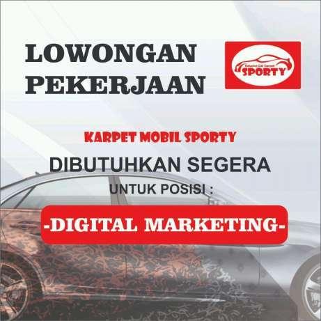 27867 medium lowongan kerja marketing online shop