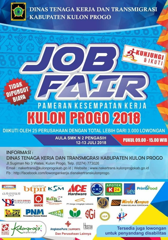 28039 medium job fair kulon progo %e2%80%93 juli 2018