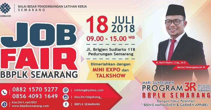 28115 medium job fair bbplk semarang juli 2018