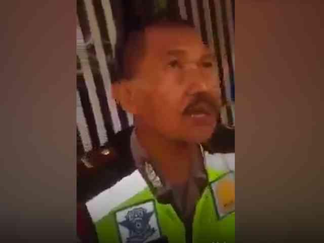 28336 medium video viral polisi di bogor minta pelanggar bayar rp 80 ribu per pasal