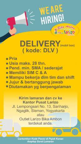28447 medium delivery mobil box