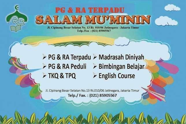 28686 medium loker guru paudtk islam di wilayah jakarta timur
