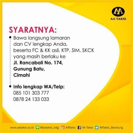 28810 medium lowongan supir taksi
