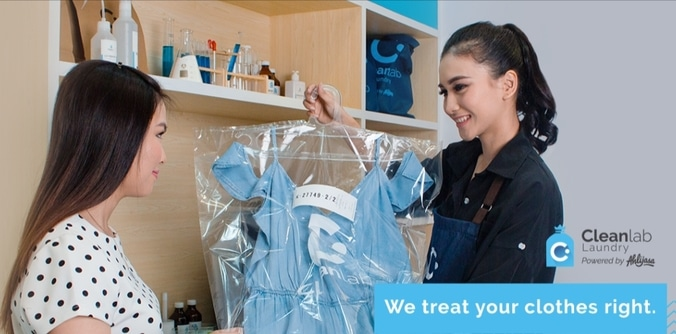 28897 medium dibutuhkan kurir di cleanlab laundry jakarta barat