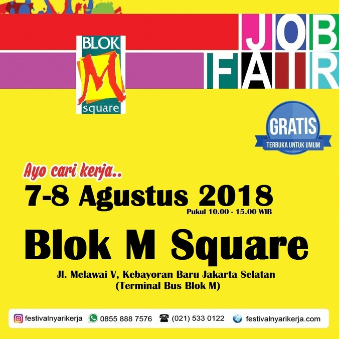 29137 medium job fair akbar blok m square%e2%80%8b %e2%80%93 agustus 2018