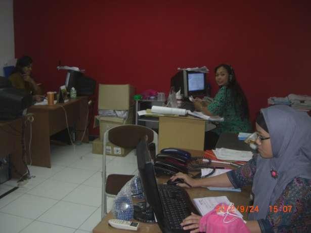 29318 medium staff admin advance surabaya
