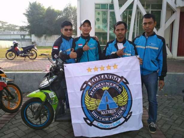 29612 medium dibutuhkan driver anterin indonesia