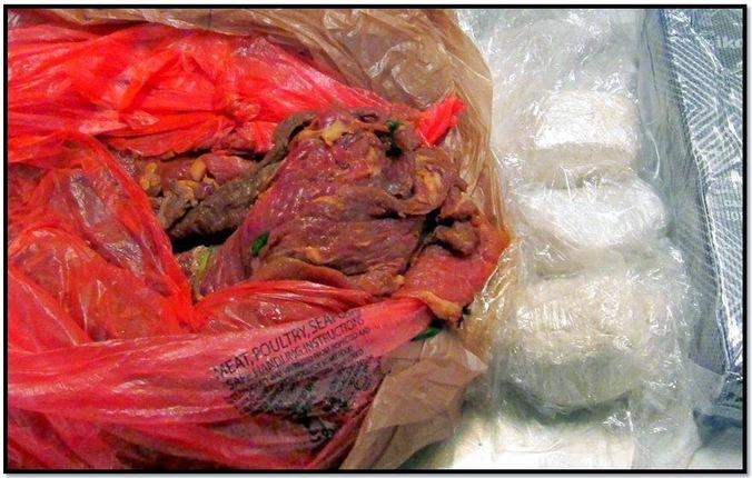 29643 medium raw meat