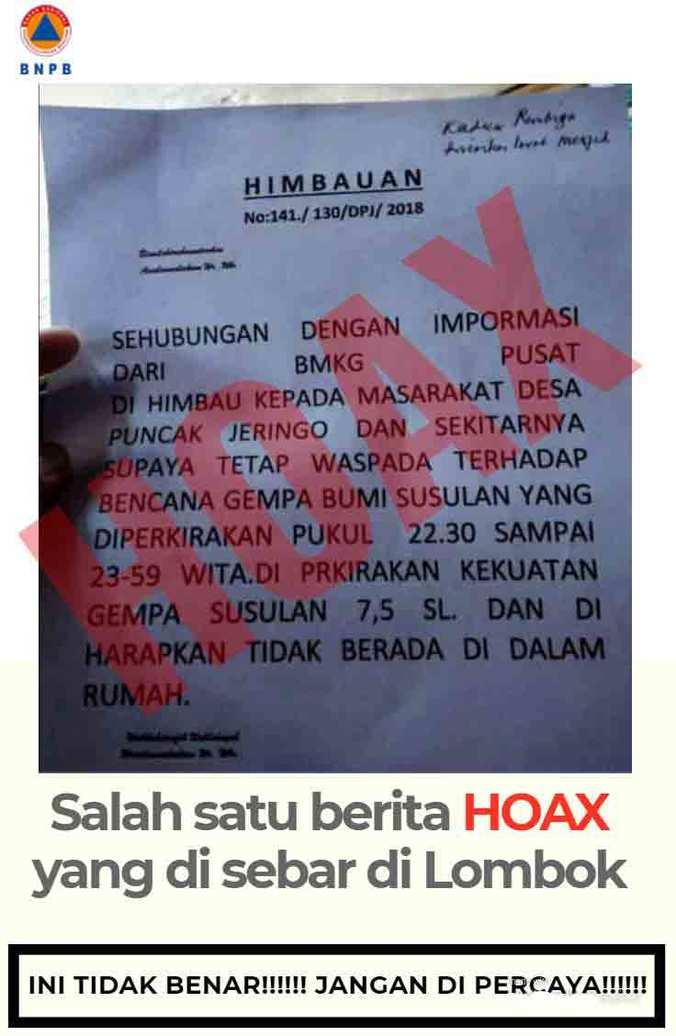 29717 medium waspada hoax berkaitan gempa 11111111111lombok