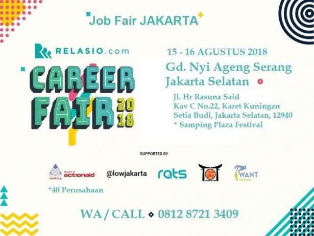 29855 medium job fair relasio jakarta 15 16 agustus 2018