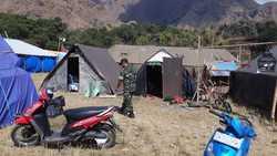 30436 small update gempa lombok masalah yang dihadapi pengungsi di desa sembalun bumbung