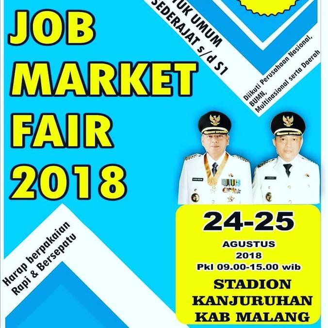 31082 medium job market fair malang %e2%80%93 agustus 2018
