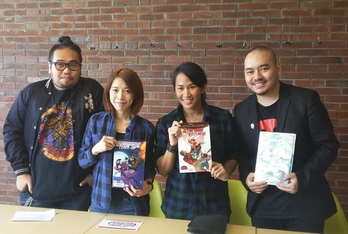3171 medium kenalan dengan 4 seniman marvel asli indonesia