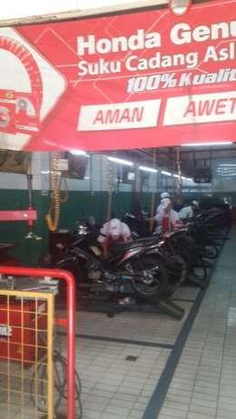 31992 medium lowongan kerja   mekanik motor ahass