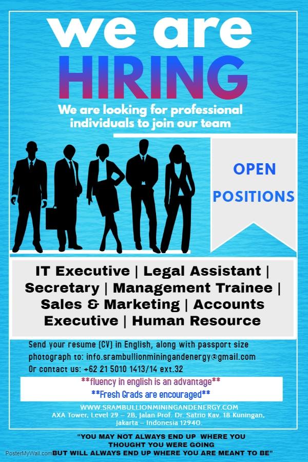 32170 medium sbmei job advertisement