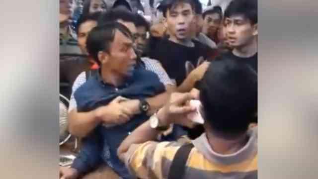 32268 medium video viral maling handphone babak belur di pasar blok f tanah abang