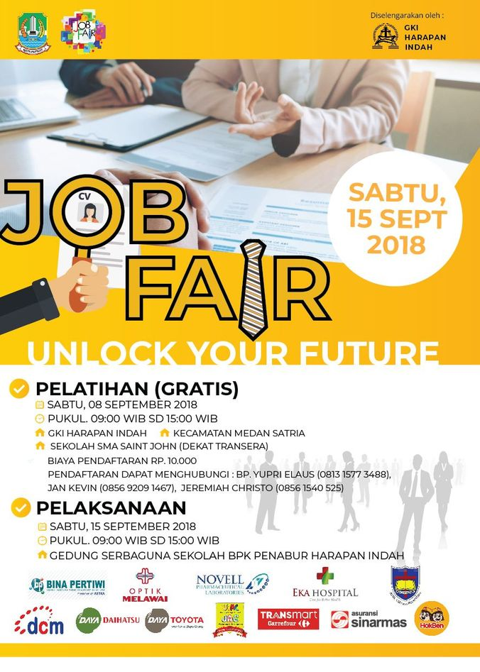 32337 medium job fair gki harapan indah %e2%80%93 september 2018
