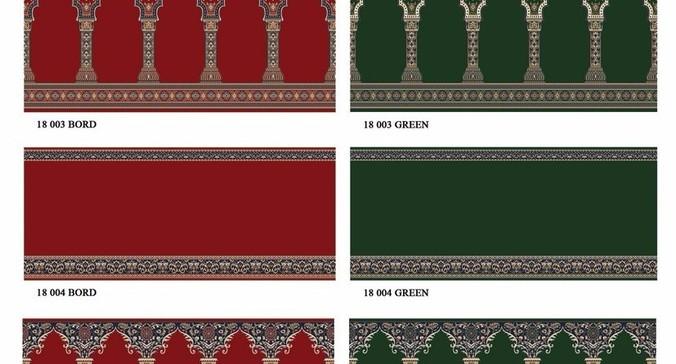 32659 medium karpet masjid