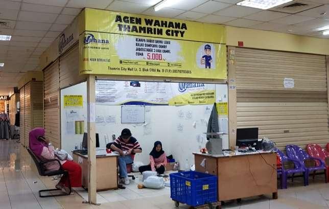 32851 medium operator  admin agen wahana thamrin city