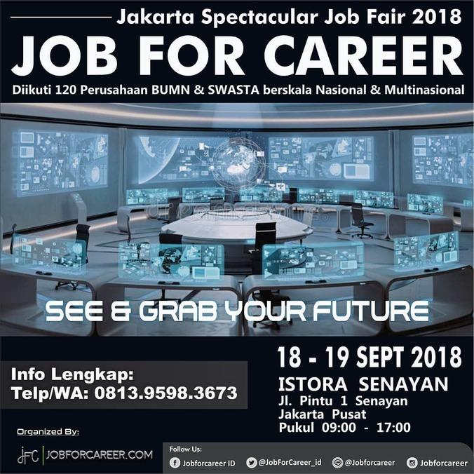 32865 medium bursa kerja jakarta spectacular %e2%80%9cjob for career%e2%80%9d festival 2018