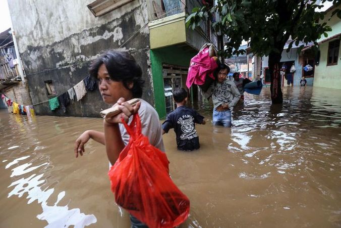 32868 medium 129 kelurahan di jakarta terancam banjir pada musim hujan 20182019